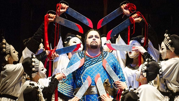 Watch Turandot Online