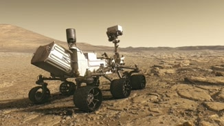 Red Planet: Rover image