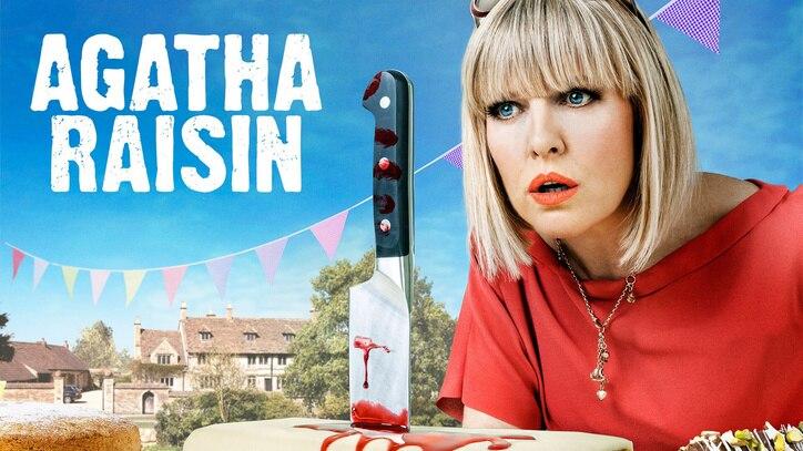 Watch Agatha Raisin Online