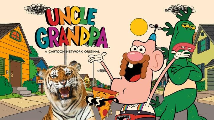 Watch Uncle Grandpa Online