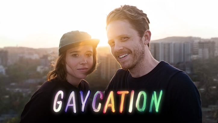 Watch Gaycation Online