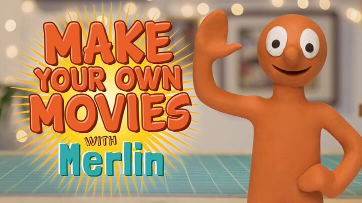 Watch Make Your Own Movies With Merlin Online