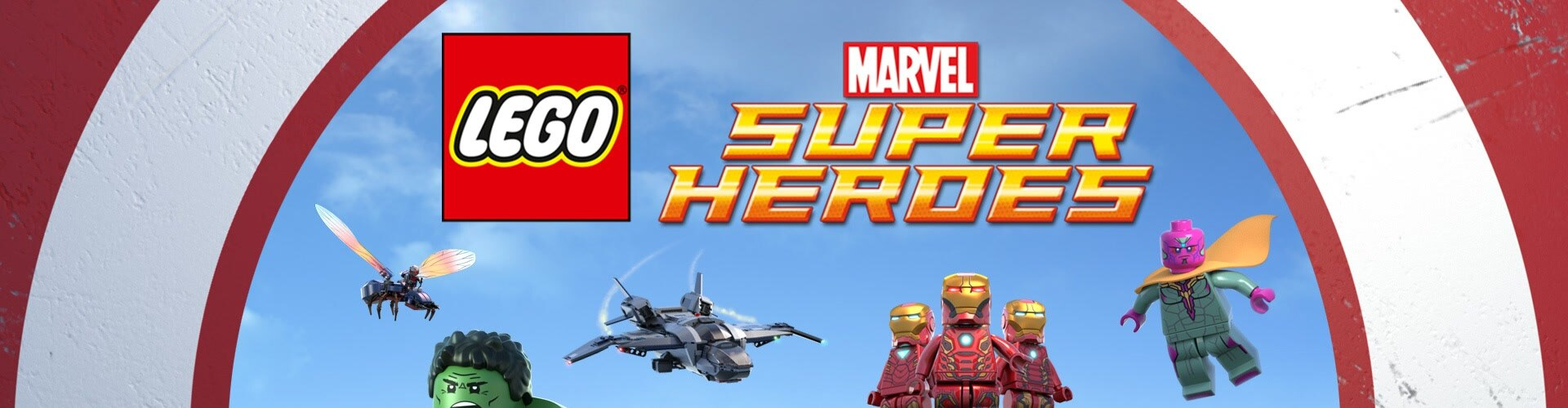 Watch LEGO Marvel Super Heroes:... Online