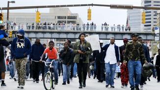 Baltimore Rising image