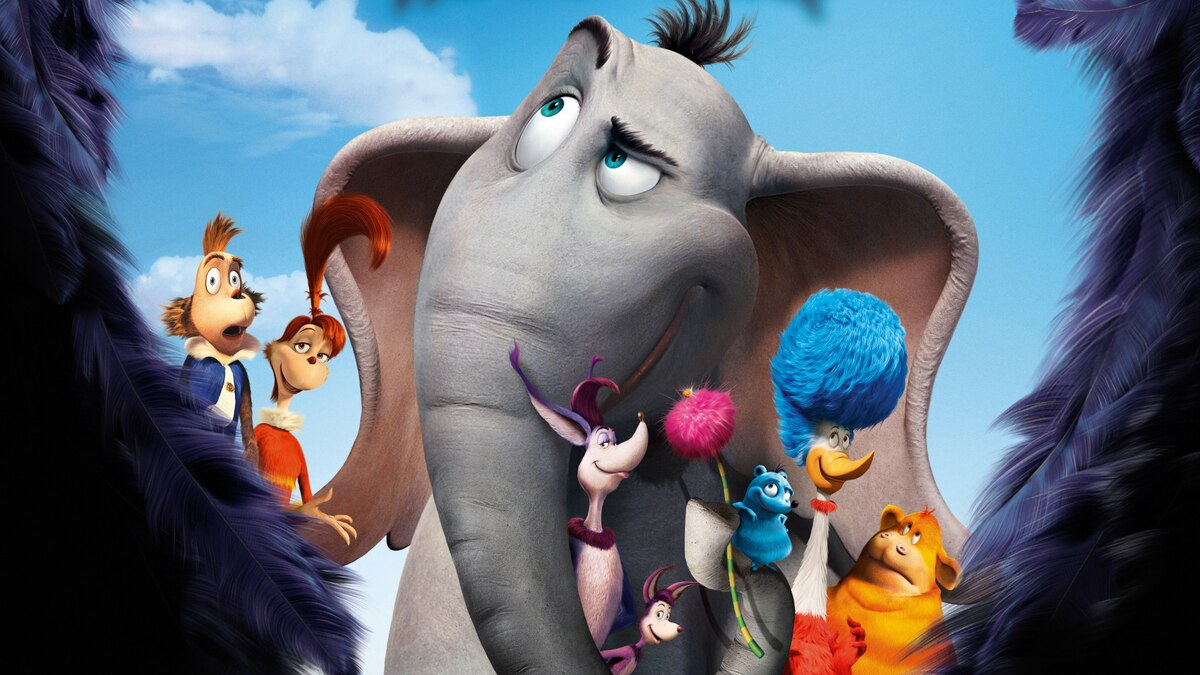 Watch Dr Seuss Horton Hears A Who Online Stream Full Movie