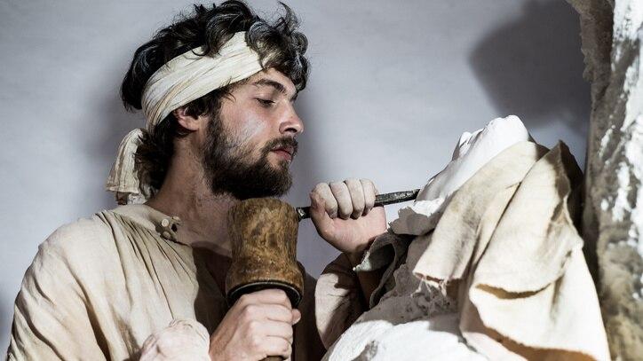 Watch Michelangelo's Pietas Online