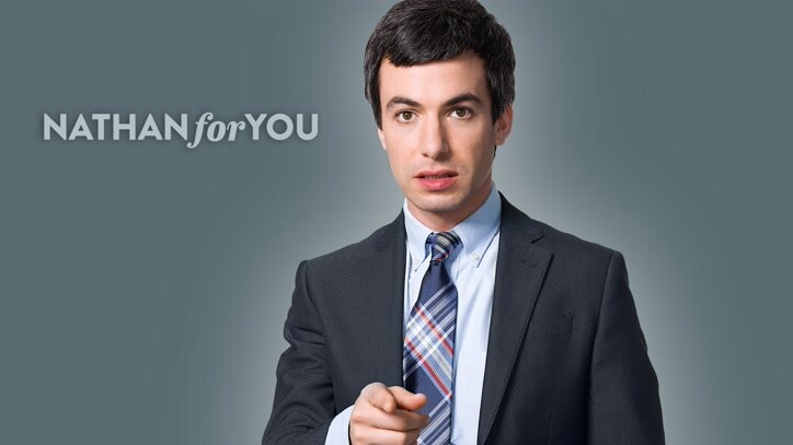 Watch Nathan For You Online