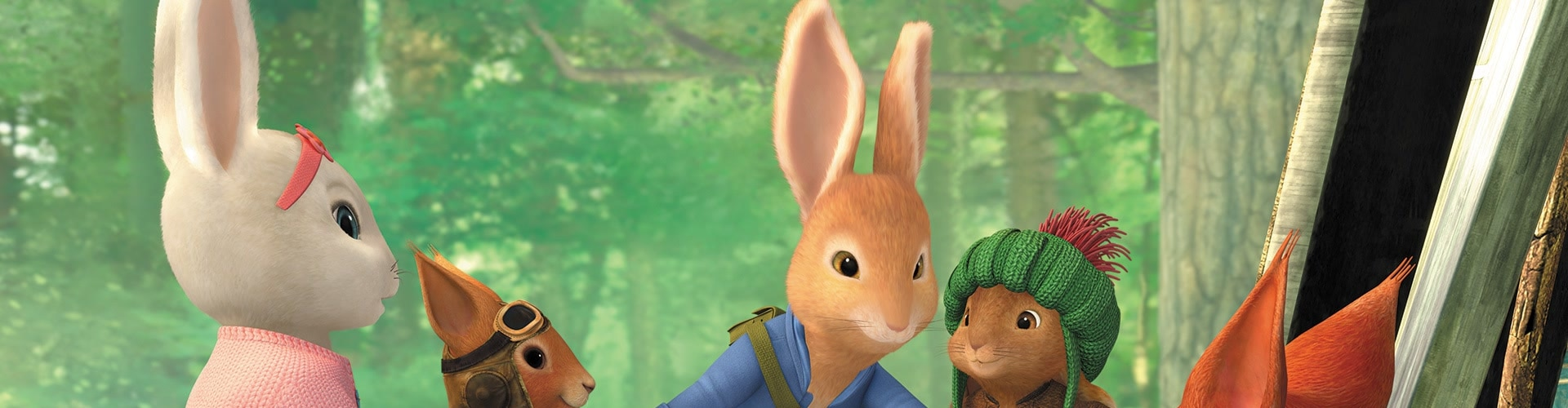 Watch Peter Rabbit Specials: The Tale.. Online