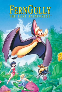 FernGully: The Last Rainforest image
