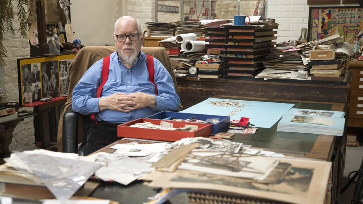 Watch Peter Blake: Pop Art Life Online