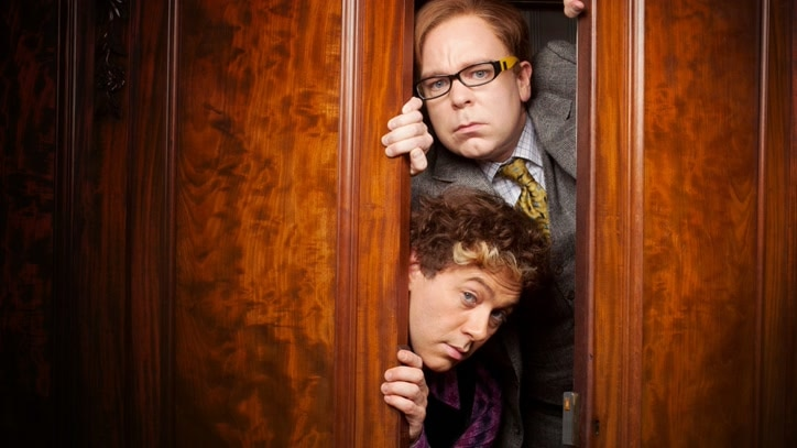 Watch Inside No 9 Online