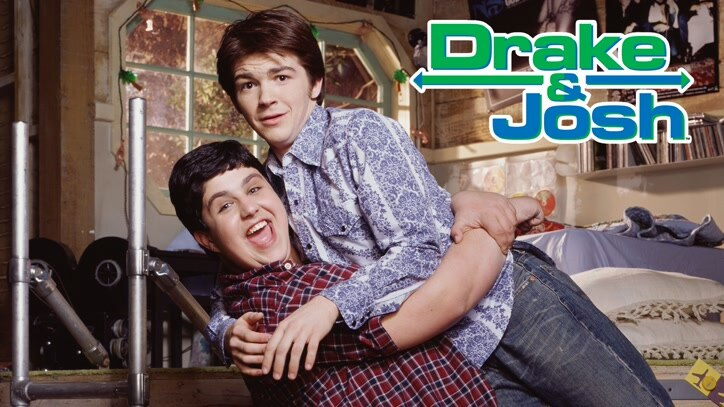 Watch Drake and Josh Online