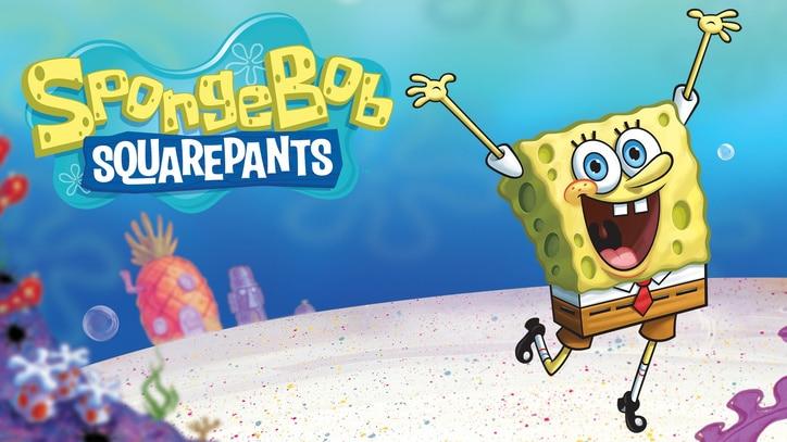 Watch SpongeBob SquarePants Online