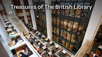 Treasures Of The British Library image