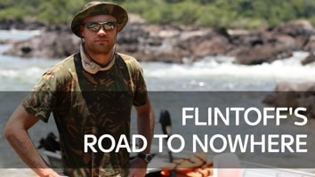 Flintoff's Road To Nowhere