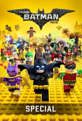 The Lego Batman Movie: Special