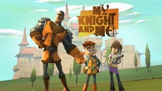 My Knight and Me image