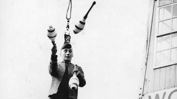 Jugglers And Acrobats