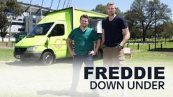 Freddie Down Under