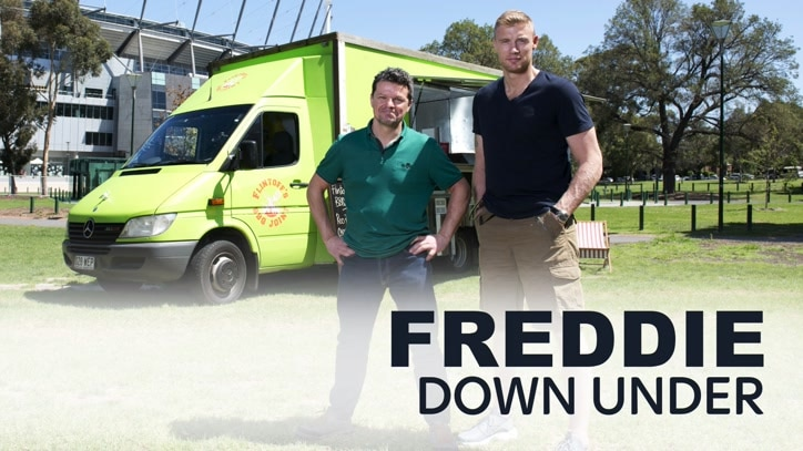 Watch Freddie Down Under Online