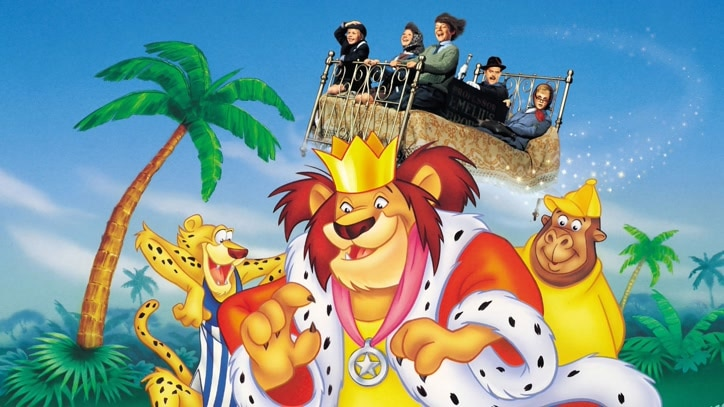 Watch Bedknobs And Broomsticks Online