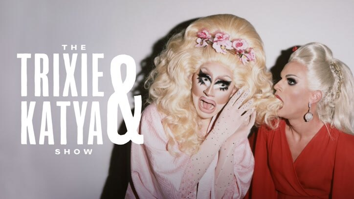 Watch The Trixie and Katya Show Online