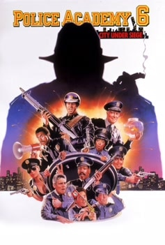 Police Academy 6: City Under Siege image
