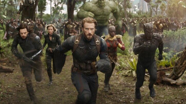 Watch Avengers: Infinity War Special Online