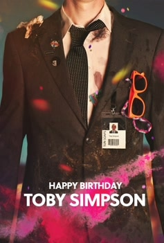 Happy Birthday, Toby Simpson image