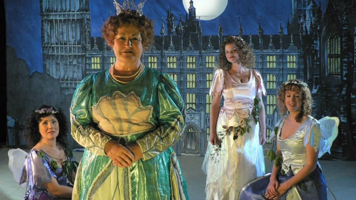 Watch Gilbert & Sullivan: A Motley Pair Online