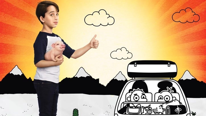 Watch Diary Of A Wimpy Kid: The Long... Online