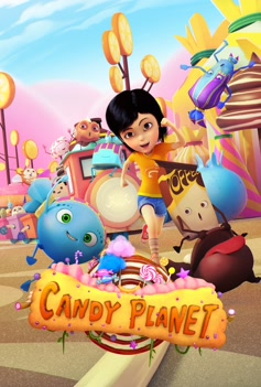 Candy Planet image