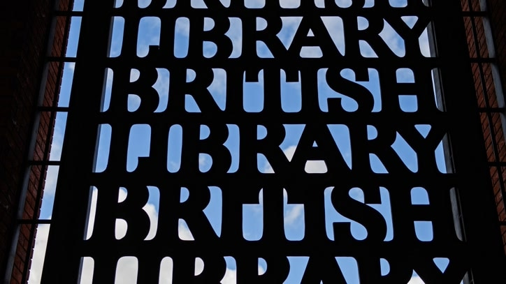 Watch Treasures Of The British Library Online