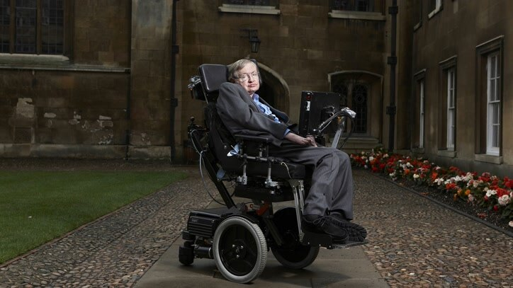Watch Stephen Hawking's Grand Design Online