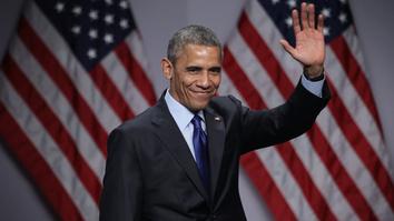 Obama: The President Who...