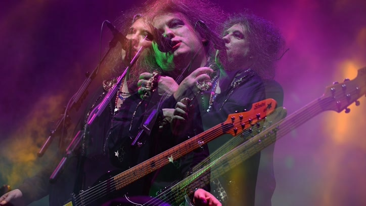 Watch The Cure: Live At Hurricane... Online