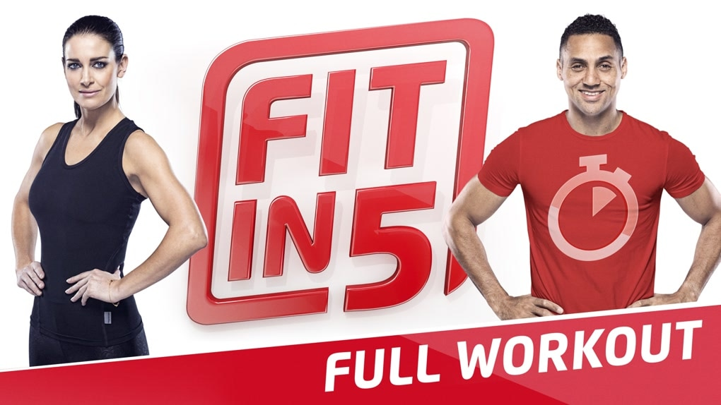 Kirsty & Marvin: Full Workout