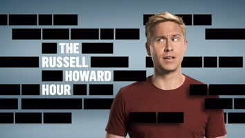 The Russell Howard Hour Xmas...