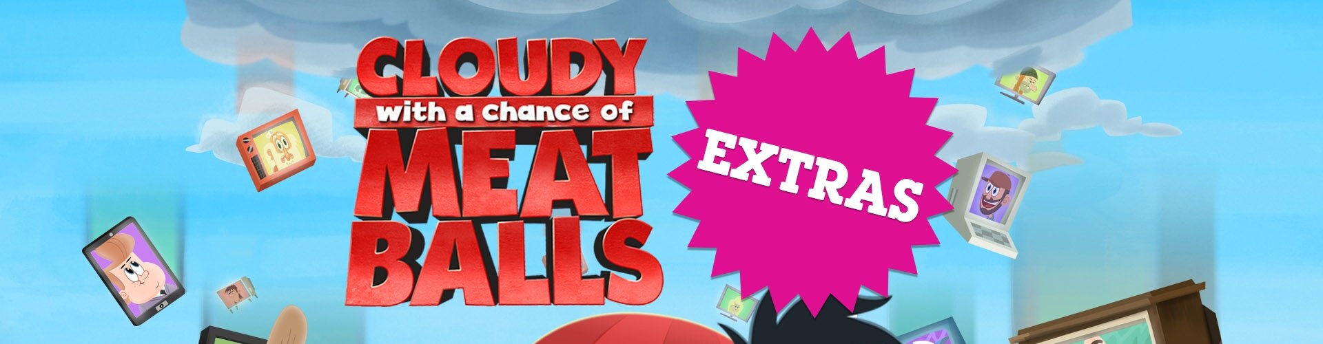 Watch Cloudy with a Chance of Meatballs: Online