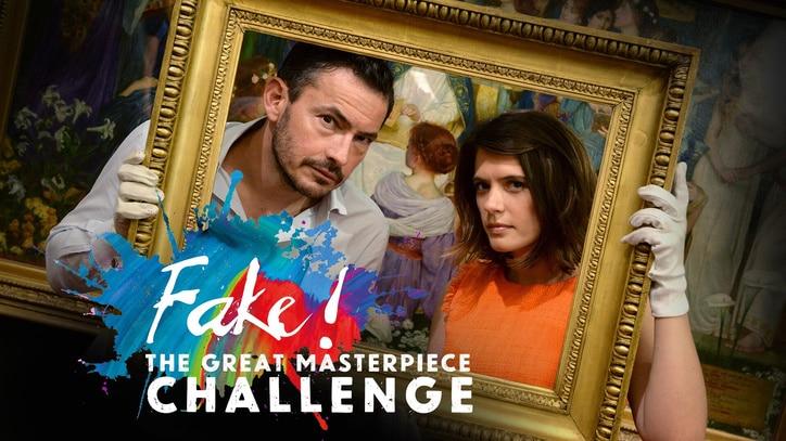 Watch Fake! The Great Masterpiece... Online