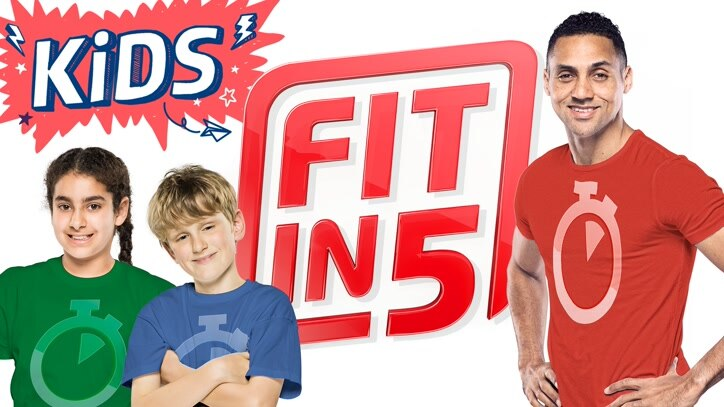 Watch Kids Fit In 5 Online