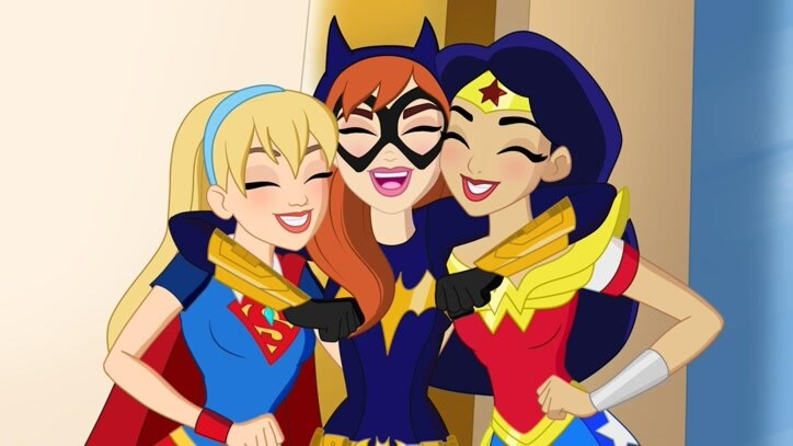 Watch DC Super Hero Girls: Super... Online