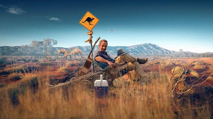 Watch Robson Green's Australian Adventure Online