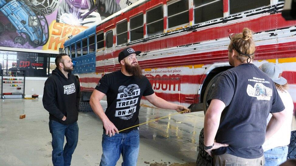 EPISODE 1 - Big Bro Bus