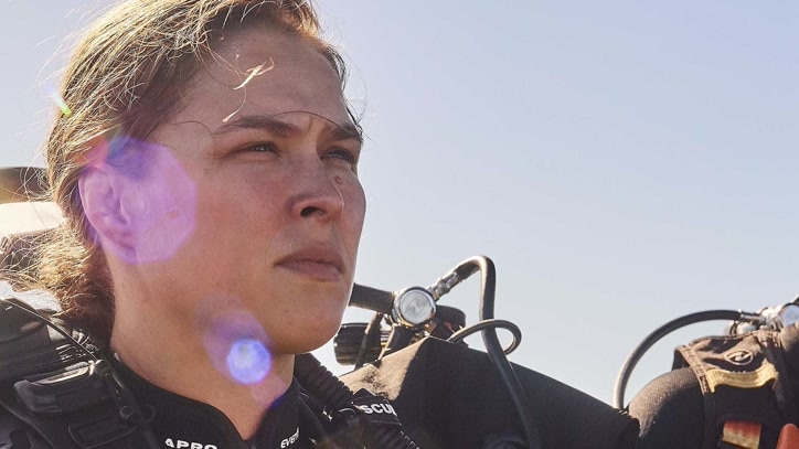 Watch Ronda Rousey Uncaged Online