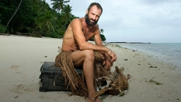 Naked And Marooned: Ed Bares All