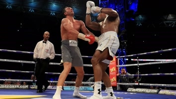 AJ/WK: Wembley's Greatest Fight