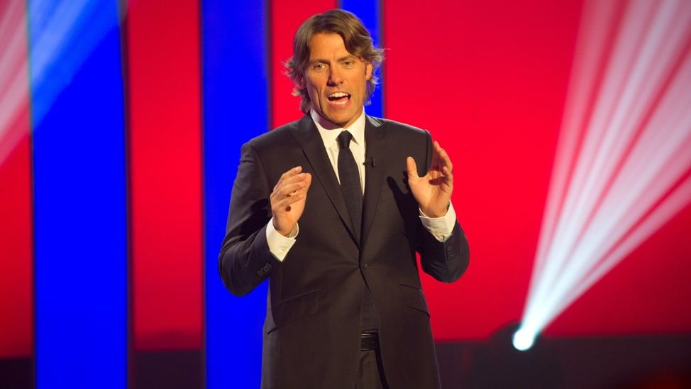 Episode 1 - John Bishop's Only Joking   1