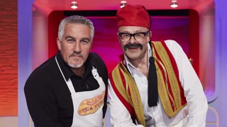 Harry Hill's Tea Time: Paul Hollywood