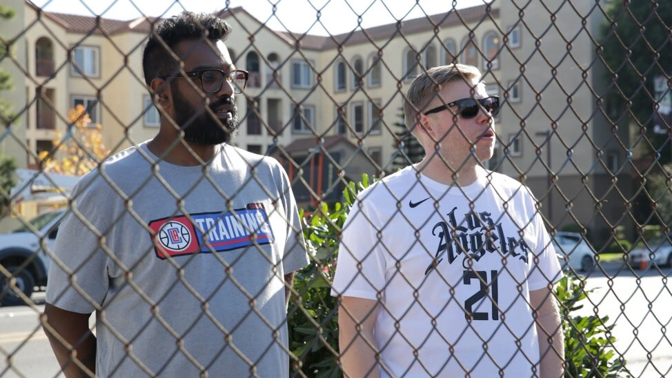 Episode 2 - Rob & Romesh Vs NBA Basketball